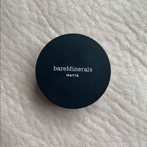 NWT bareminerals Matte foundation powder